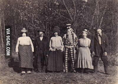 halloween costumes circa 1900 i found it creepier - Halloween Costumes 1900