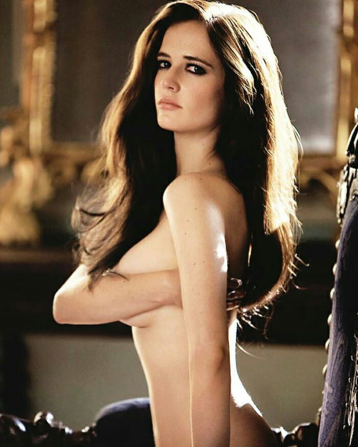 Eva green nude celeb pics
