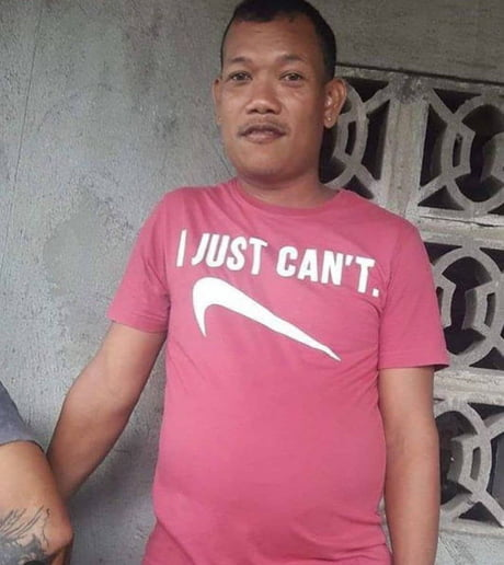 nike i just can't shirt