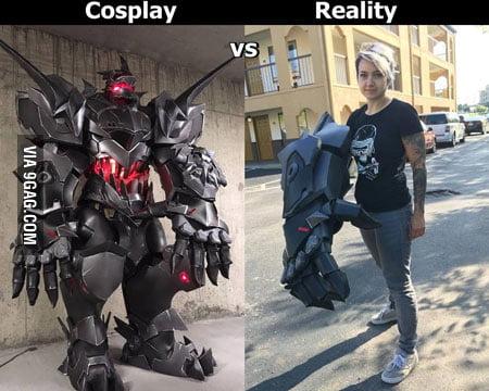 Reinhardt Overwatch Without Armor