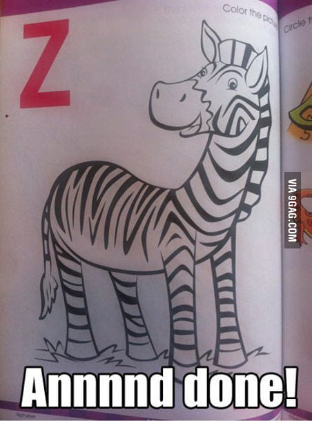 Easiest Coloring Book Ever
