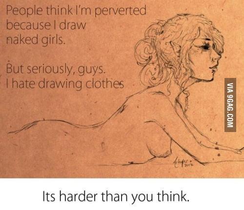 It's really hard