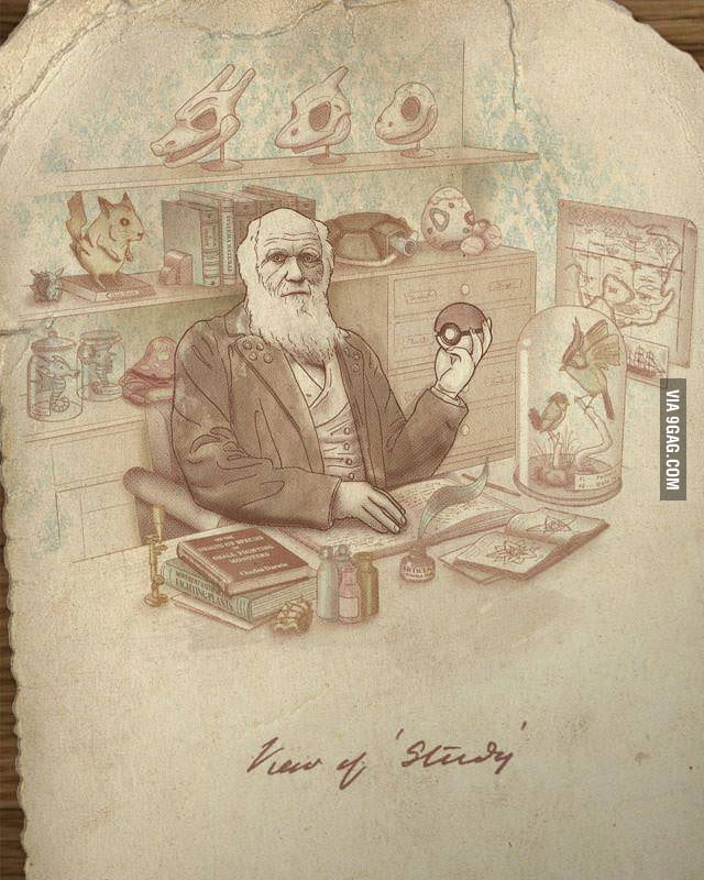 Prof. oak darwin