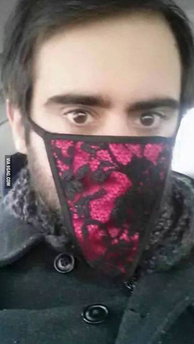So I Just Found Out My Girl Has These Sick Ass Ninja Masks I Feel
