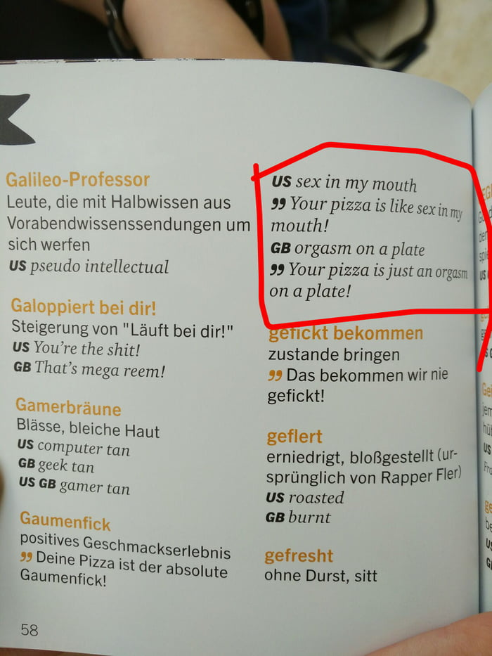 German Dictionary At It039