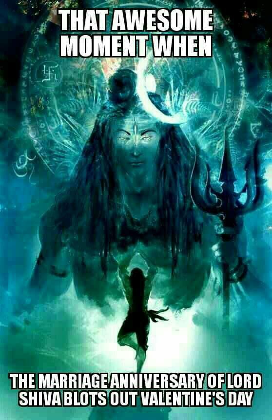 Smoke Weed And Listen Shiva Tandava Strotam Jai Bhole 9gag