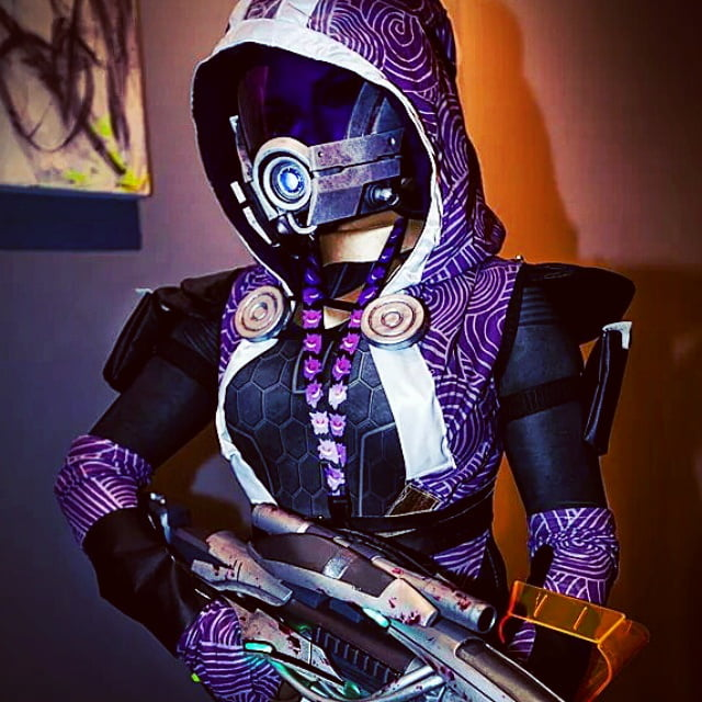 Tali Mass Effect Cosplay