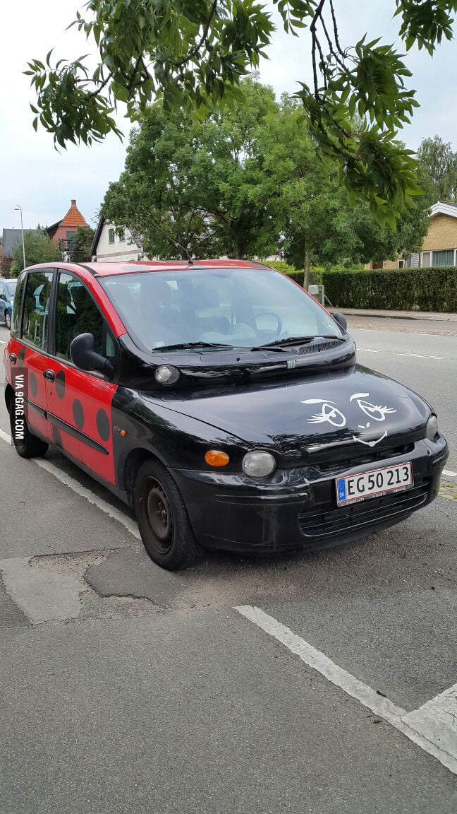 d573b602701 The Ugliest Car 9gag