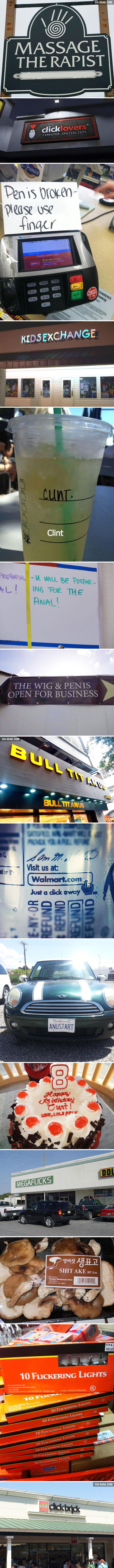 Bad Letter Spacing Examples That Made All The Difference