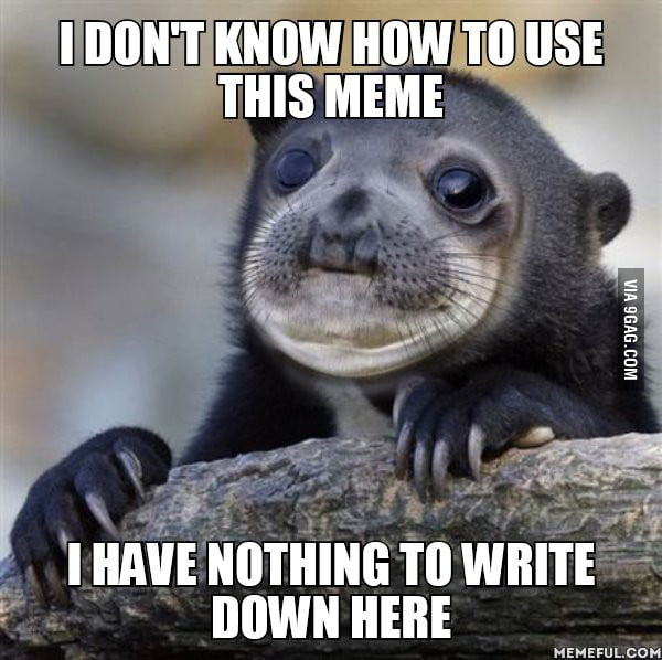 apBzREp_700b anyone can show me how to use the awkward confession bear meme? 9gag,Confession Bear Meme