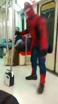 Spiderman plz
