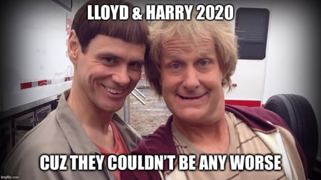 Dumb Dumber 2020 9gag