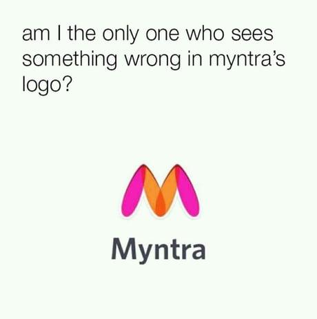 Damn! Myntra