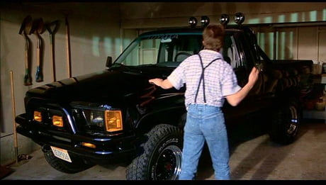 Marty Mcfly Truck >> Now Matter How Many Years Pass I Ll Always Want The Truck