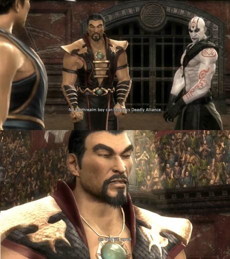 Best 30+ Mortal Kombat Deadly Alliance fun on 9GAG