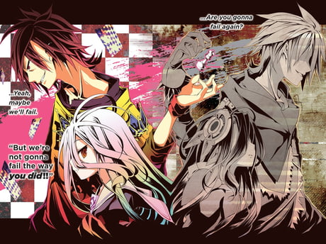 Best 30 No Game No Life Zero Fun On 9gag
