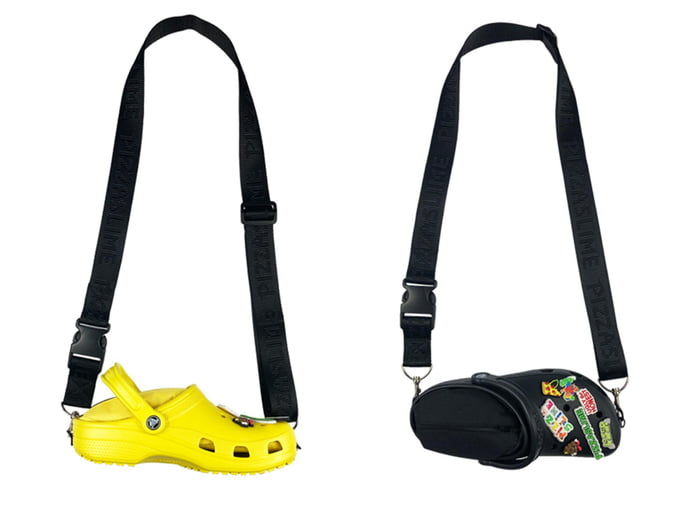 b2797fe381ad This $300 Crocs Crossbody Bag Is The Creation Nobody Asked For - 9GAG