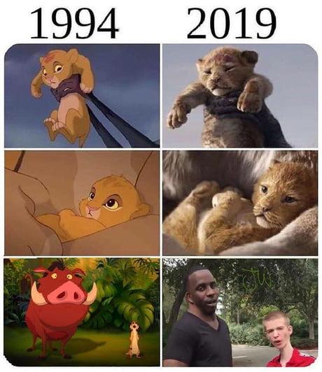 Timon And Pumba 9gag