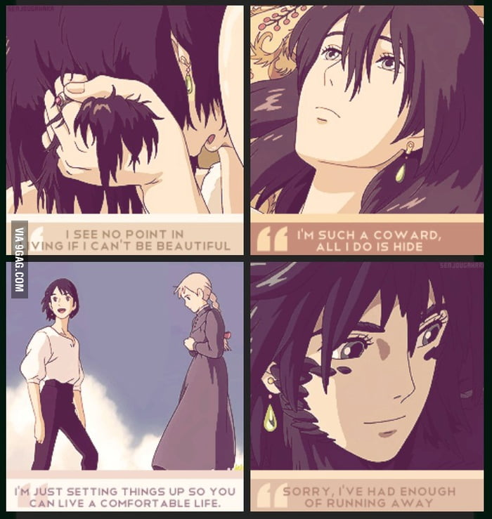 Howl's Moving Castle Quotes