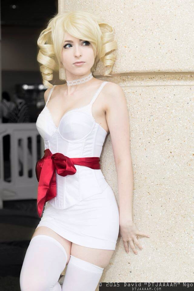 Catherine cosplay(Myungsoo umma the best f**king catherine cosplayer ever)