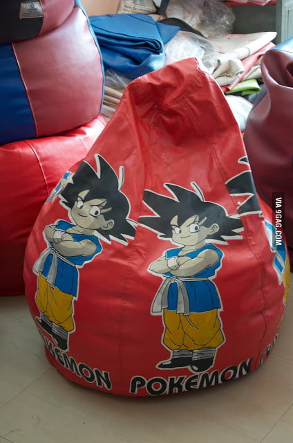 Excellent Gotta Catch All The Dragon Balls 9Gag Gamerscity Chair Design For Home Gamerscityorg