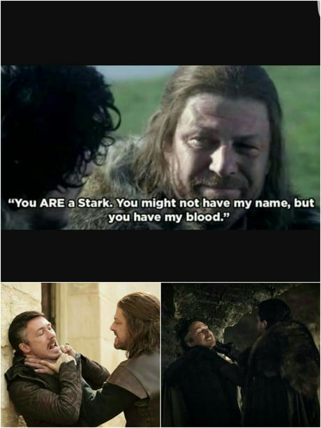 Ned was right all along