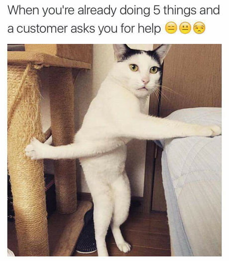 How may I help you ?