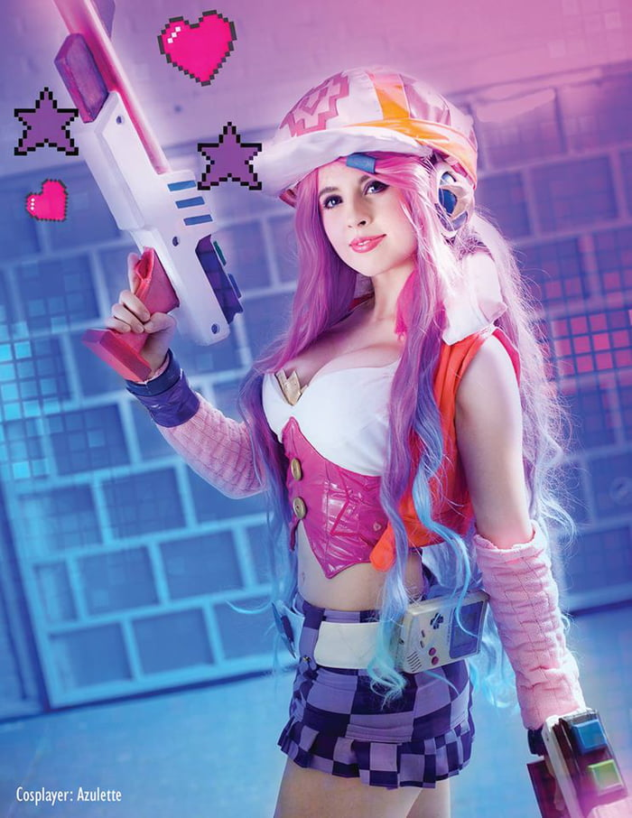 Arcade Miss Fortune Nude