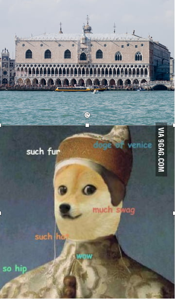 aq2qbnZ_700b the ruler of venice, italy is called the doge (duke) this is his