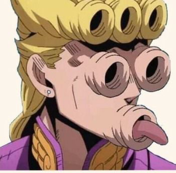 What Do You Like About Giorno Giovanna The Hair Of Course 9gag