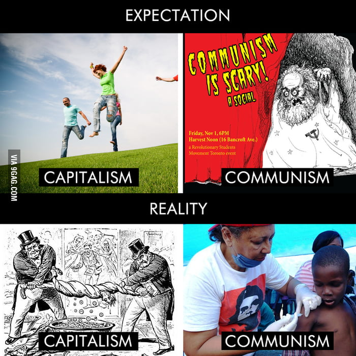 communism is better than capitalism If we analyze their situation we see that good socialism is better than bad capitalism while socialism is socialism isn't a communism  ireport 101.