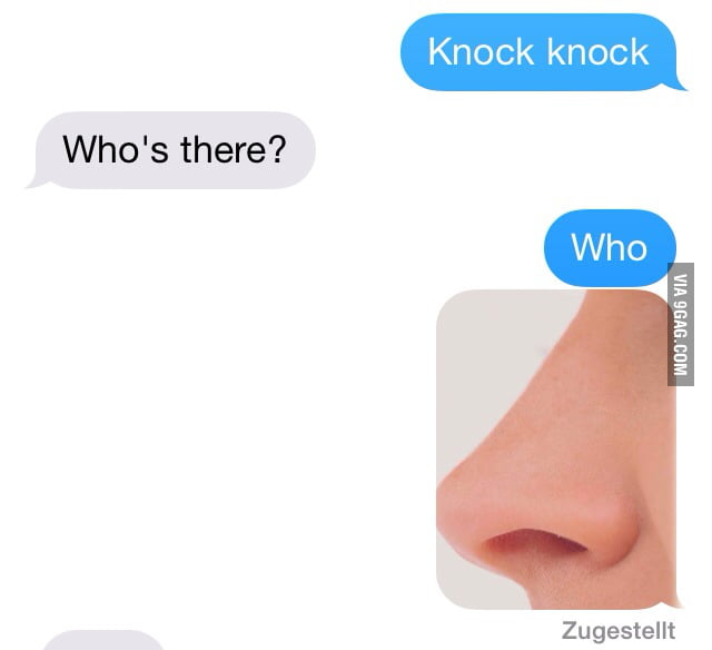 I Need To Annoy My Friends With Knock Knock Jokes 9gag
