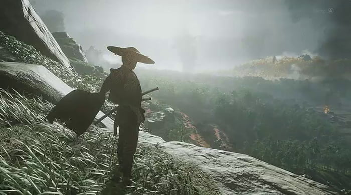 Cape Physics In Ghost of Tsushima