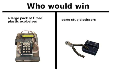Counter Terrorist Win