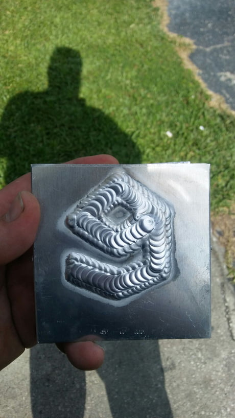 Showing some love for my 9gaggers!  #weldporn #nottooshabby