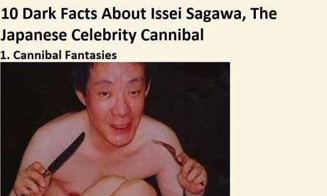 Best 30+ Issei Sagawa fun on 9GAG