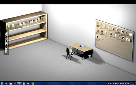 The Right Way To Organize Your Desktop 9gag