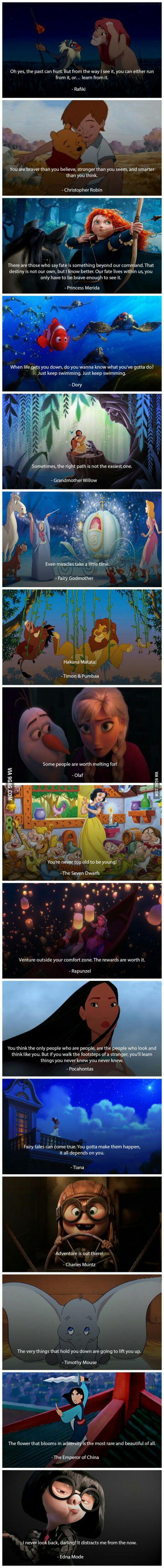 Disney Quotes 9gag