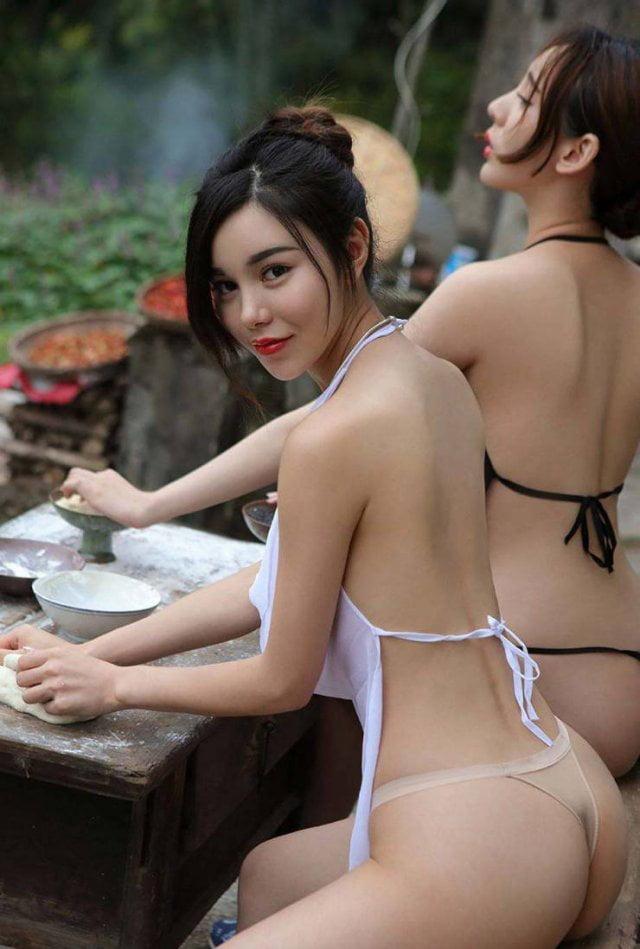 Beautiful Chinese Girls