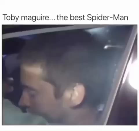 Thank you spiderman