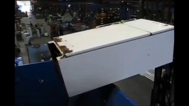 this machine eats everything