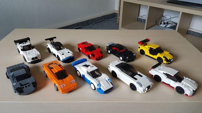 My Custom Speed Champions Collection 9gag