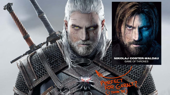 The Witcher TV series, perfect Casting for Geralt  I just