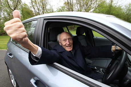How would you feel about a law that requires people over the age of 70 to pass a specialized driving test in order to continue driving?