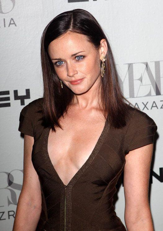 Alexis nude actress bledel
