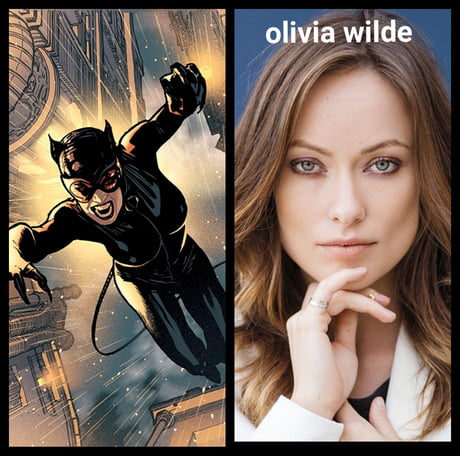 What are your thoughts? olivia wilde as catwoman