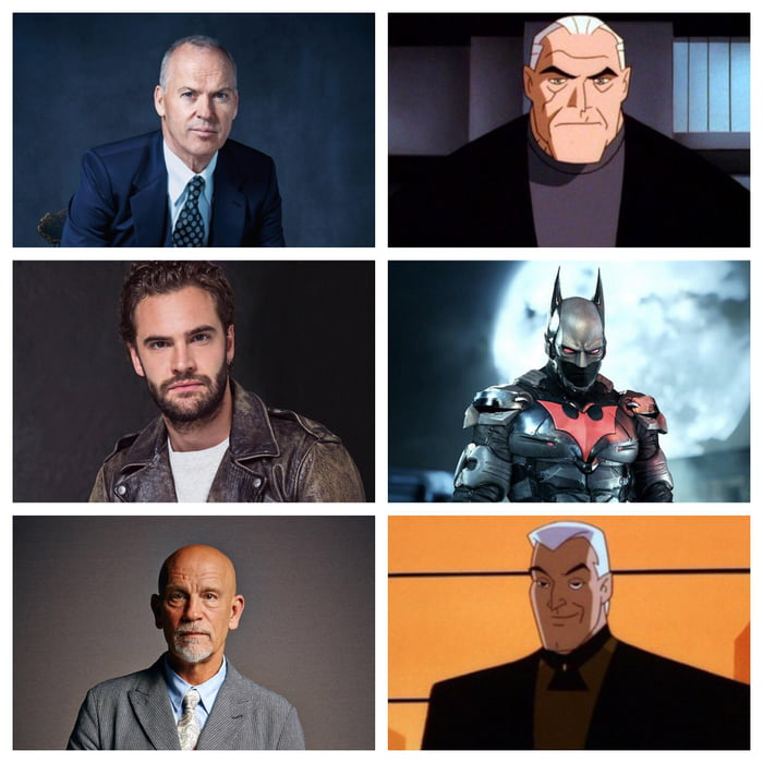 Potential Batman Beyond Live Action Cast? (For those who don