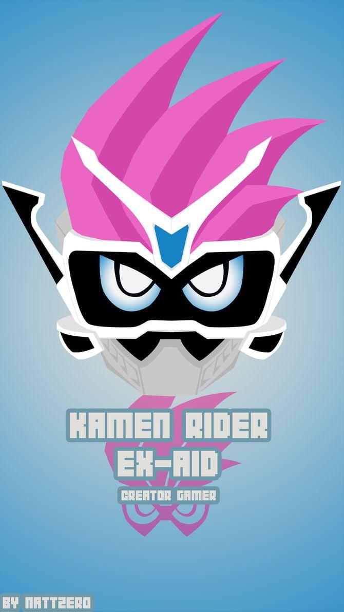Kamen Rider Ex Aid Mighty Creator Vrx 9gag