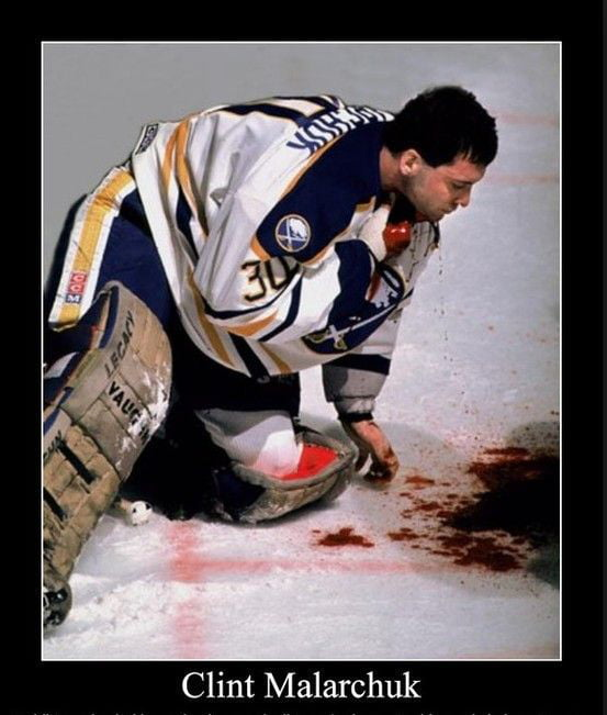 22 3 1989 Nhl Game Between St Louis Blues And Buffalo Sabres Two