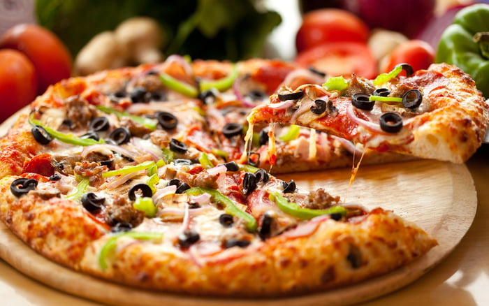what is your favorite pizza